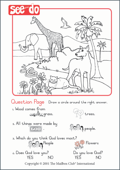See and Do 1 Workbook p2